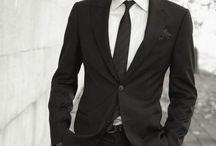 Men's style I love... / by Yasmin Dawoojee