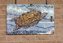My mosaics / My creations