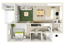 Lake Clair Apartments / Our beautiful apartments and property!