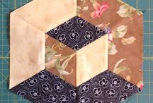 Patchwork and quilt