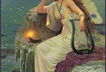 Девушки и волшебство