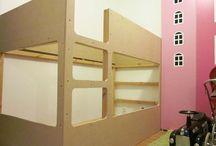 Kids bedrooms!!