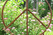 In the Garden  / Garden Structures, Spaces & Ideas   / by Lisa Kelsey