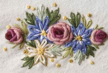 Bullion Flowers & Stitches / by Anne Davies