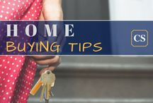 Home Buying Tips / Buying a home is a big step - whether you're a first-time home buyer or a veteran, buying a home is a complex process.  With inventory tight and property prices rising, this is a tricky time to be entering the market.  Get the most out of your money with these handy home-buying tips and get help by online estate agent experts www.castlesmart.com