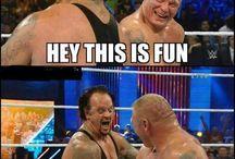Funny wrestling