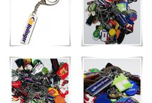 Keyrings / Keyrings are an everyday item that gets used repeatedly. Add your logo to them and become a part of your clients' and partners' everyday life.