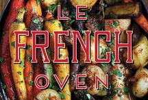 Le French Oven / About my new cookbook, Le French Oven, which celebrates cooking in French ovens (Dutch ovens made in France) with tons of recipes, tips, and recipes for mini-cocottes as well.