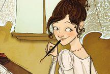 Jane Austen / We love Jane Austen