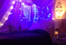 My room with my own stars / Light room