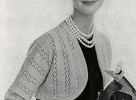 Free Vintage Knitting Patterns / Treat yourself to a retro fashion revival with these free vintage knitting patterns. These darling vintage knit patterns are full of nostalgic style.