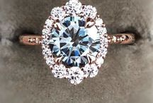 JUST SAID YES / Engagement Rings and Ideas
