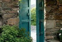 color puertas