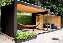 Rumah kebun/taman