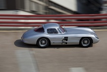 "The 'Uhlenhaut Coupé / The 'Uhlenhaut Coupé' is a special part of Mercedes-Benz's fascinating motor sport history. It's closely related to the 300 SLR racing car in which Stirling Moss and John Cooper Fitch won the British International Tourist Trophy in 1955, for example. At the Goodwood Festival of Speed (11 to 14 July 2013), Mercedes-Benz Classic will draw a good deal of attention to itself by presenting legendary racing cars, with racing driver Jochen Mass piloting the ""Uhlenhaut Coupé"". http://ow.ly/jBqyN"