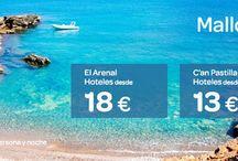 Ofertas islas Españolas / Te presentamos las mejores ofertas para descubrir y disfrutar de las islas españolas