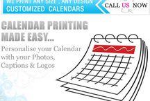 Calender Printing / Calendar printing by top London printers