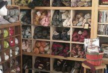 Knitting/yarn