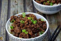 Korean Beef / Beef Bowl
