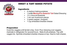 Monical's Sweet & Tart Dressing Recipes / Please post your fun recipes for Sweet & Tart Dressing. We'll try our best to find them and pin them! / by Monicals_Pizza