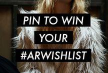 #ARWISHLIST / My AR wishlist