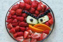 Angry birds  / by Kelli Thwaites