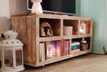 DIY - alt godt design, møbler m.m.