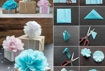 Packing gifts
