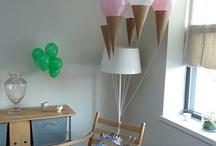 Party Ideas / by Debra Badillo