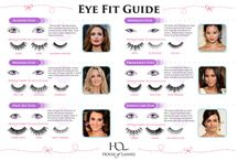 fit eyelashextension for your eye shapes