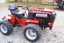 engin mecanique agricole et TP