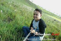 The Highland Paradies Bondowoso East Java Indonesia / pesona hijau bukit telettubies
