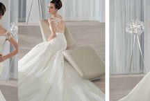 Wedding dress / Accessories