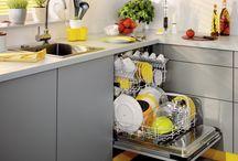 Zanussi / Alle Zanussi apparatuur in de keuken