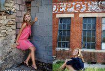 Senior Portrait Poses/Ideas / by {Jenny Melton Photography}