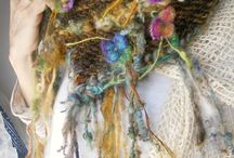 tejidos lana fieltro