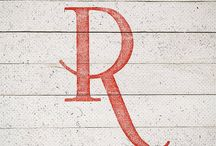 Design Lettering / by Andrea Lamb