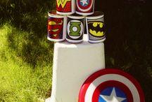 Jacks Super Hero Party