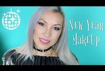 YouTube Video Beauty channel Karina Papag / Fashion beauty lifestyle video
