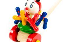 Jucării de împins