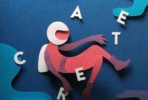 Дизайн плакатов, постеров