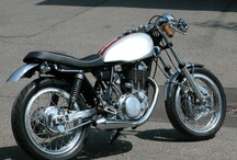 Suzuki Motorcycles / by Iron & Air