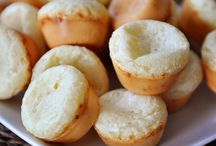 Comidas - Pão de queijo