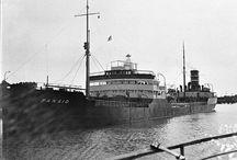 Thore's ships