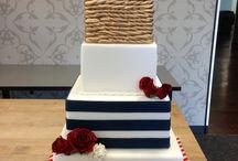 Nautical Weddings / I'm already married but I still love weddings :) / by Tyler Cotten