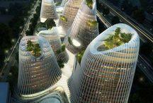 sick buildings! / by Dawn Nelson Woytassek