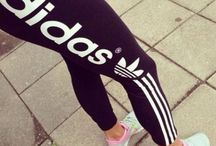 training outfit