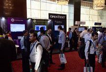 OpenText Innovation Tour Stops 2015 / Photos taken during the Mumbai, London, Munich and Shanghai Innovation Tour Stops