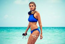 GIGI HADID / She's the definition of ultimate beauty that lives up to the title of the perfect supermodel!