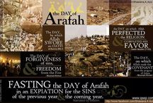 ARAFAH - THE DAY OF ARAFAH / The Day of Arafah during Hajj Pilgrimage